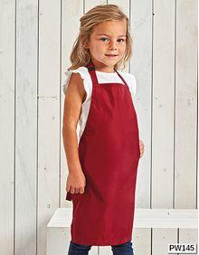 Childrens Waterproof Apron Premier Workwear PR145