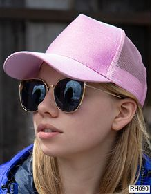New York Sparkle Cap Result Headwear RC090X