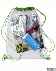 Transparent Backpack Printwear