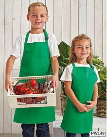 Childrens Apron Premier Workwear PR149
