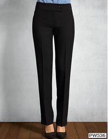 Spodnie damskie Straight Leg Trouser Iris Premier Workwear PR536