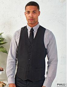 Men´s Lined Polyester Waistcoat Premier Workwear PR622
