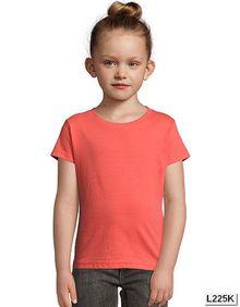 Kids T-Shirt Girlie Cherry SOL´S 11981