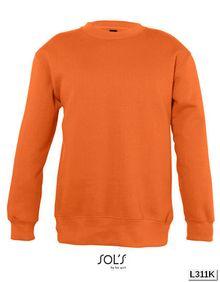 Kids Sweatshirt New Supreme SOL´S 13249