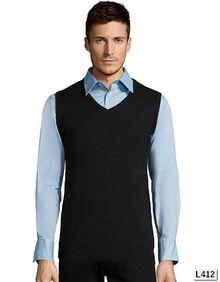 Unisex Sleeveless Sweater Gentlemen SOL´S 00591