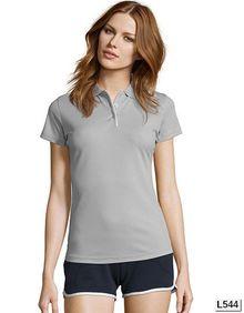 Damska koszulka polo Sports Shirt Performer SOL´S 01179