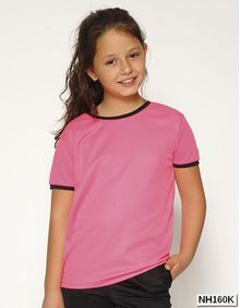 Action Kids - Short Sleeve Sport T-Shirt Nath Action Kids