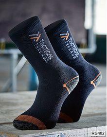 3 Pack Work Socks Regatta Tactical TRP402