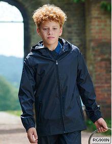 Kids Pro Stormbreak Waterproof Jacket Regatta TRW908
