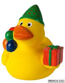 Squeaky Duck Birthday mbw 31133