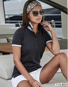 Damska koszulka polo Club Tee Jays 1403