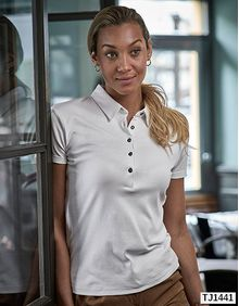 Ladies Pima Cotton Polo Tee Jays 1441