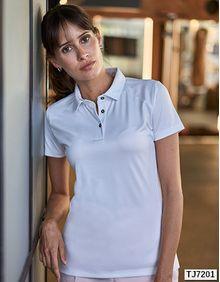 Ladies Luxury Sport Polo Tee Jays 7201