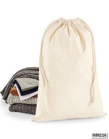 Premium Cotton Stuff Bag Westford Mill W216