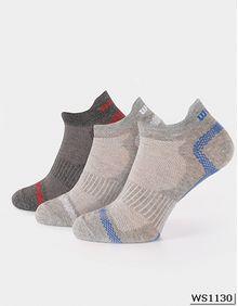Men's Trainer Socks (3er Pack) Wilson S7011130