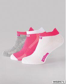Ladies Training low Socks (3er Pack) Wilson S7008971