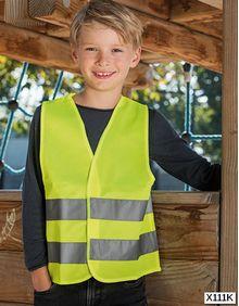 Dziecięca Kamizelka bezpieczeństwa Printwear