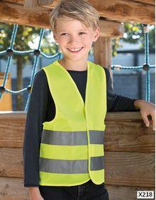 Kamizelka bezpieczeństwa dla dzieci Printwear
