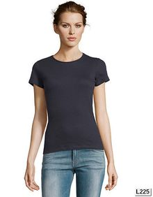 Damski T-Shirt Miss SOL´S 11386