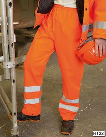 Safety Hi-Vis Trouser Result R022X