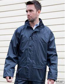 Waterproof Over Jacket Result Core R227X
