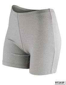 Womens Impact Softex® Shorts SPIRO S283F
