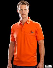 Apex Polo Shirt Result WORK-GUARD R312X