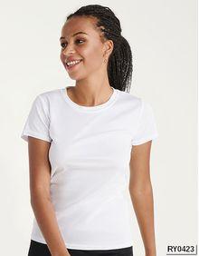 Montecarlo Woman T-Shirt Roly CA0423