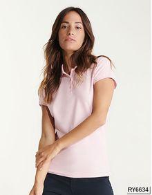 Star Woman Poloshirt Roly PO6634