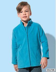 Kurtka polarowa Active Kids Stedman® ST5170