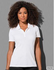 Koszulka damska polo Hanna Stedman® ST9150