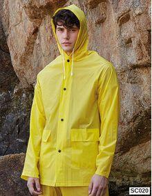 Adults Unisex Rain Jacket Splashmacs SC020
