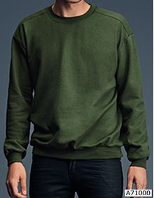 Męska bluza Crew Neck Anvil 71000