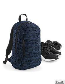 Duo Knit Backpack BagBase BG198