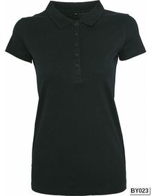 Ladies Jersey Polo Build Your Brand BY023