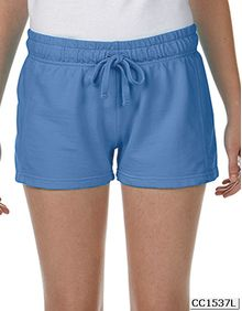 Ladies French Terry Short Comfort Colors 1537L