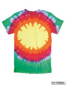 Bullseyes - Youth T-Shirt Dyenomite 70BBE