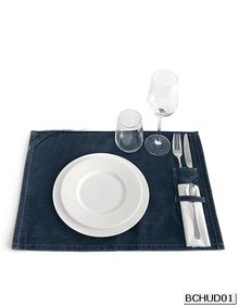 Placemat Denim Surface B&C HUD01