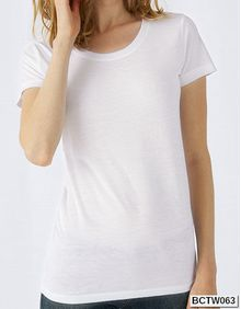 Sublimation T-Shirt /Women B&C TW063