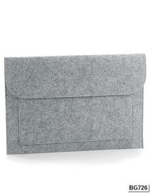 Felt Laptop / Document Slip BagBase BG726