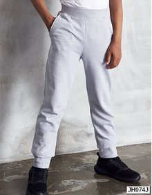Kids Tapered Track Pant Just Hoods JH074J