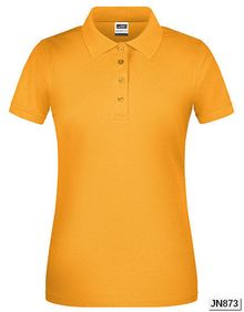 Ladies' Bio Workwear Polo James+Nicholson JN873