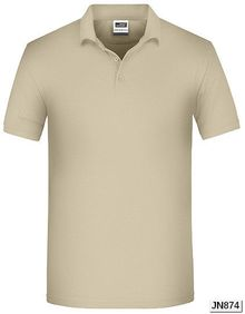Men's Bio Workwear Polo James+Nicholson JN874