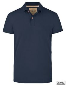 Męska koszulka polo Vintage James+Nicholson JN941