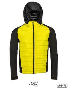 Men´s Running Lightweight Jacket New York SOL´S 01471