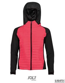 Women´s Running Lightweight Jacket New York SOL´S 01473