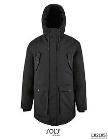 Mens Warm And Waterproof Jacket Ross SOL´S 02105