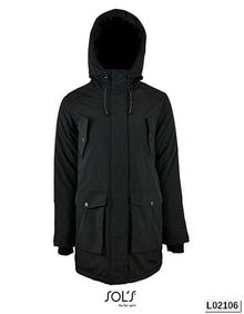 Womens Warm and Waterproof Jacket Ross SOL´S 02106