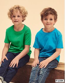 Kids Iconic T Fruit of the Loom 61-023-0