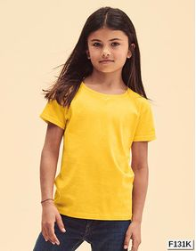 Girls Iconic T Fruit of the Loom 61-025-0